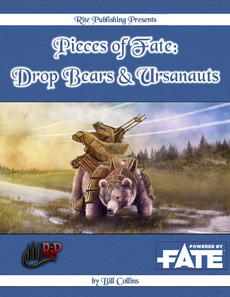 Pieces of Fate: Drop Bears & Ursanauts