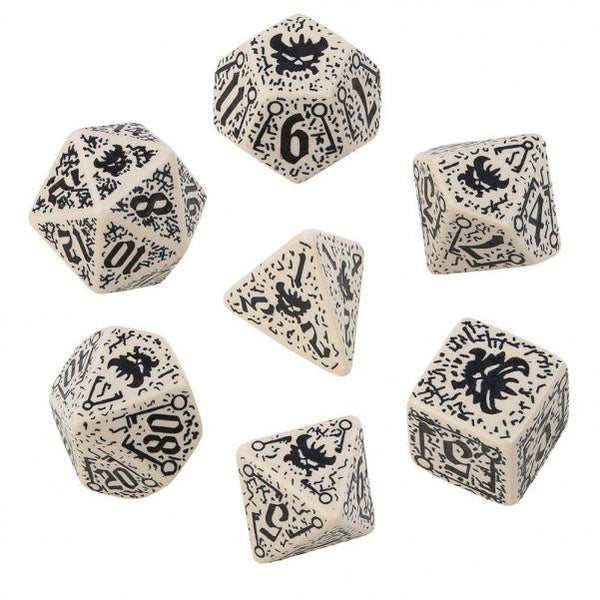 Pathfinder Dice: Council of Thieves