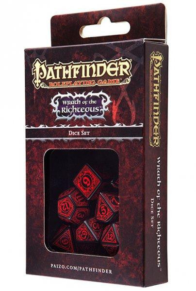 Pathfinder Dice: Wrath of the Righteous