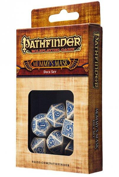 Pathfinder Dice: Mummy's Mask