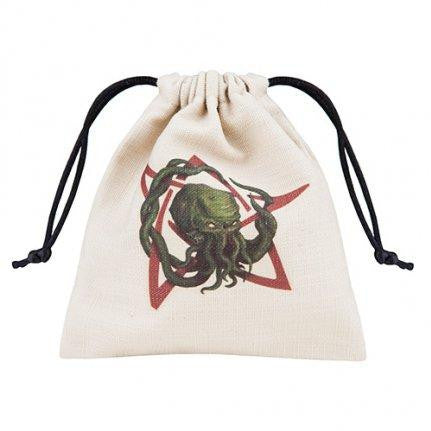 Dice Accessories: Call of Cthulhu Dice Bag (Color)