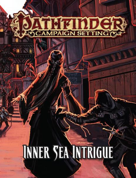 Inner Sea Intrigue (Pathfinder Campaign Setting)