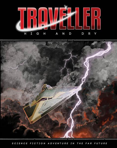 Traveller RPG: High & Dry (Adventure)