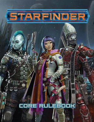 Starfinder RPG: Core Rulebook (HC)