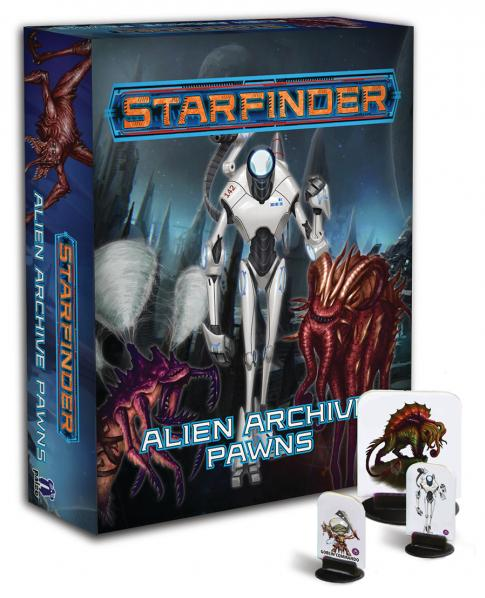 Starfinder RPG: Alien Archive Pawn Box