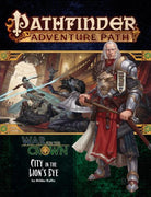 Pathfinder RPG: (Adventure Path) City in the Lion's Eye (War for the Crown 4/6)