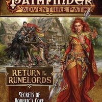 Pathfinder RPG: (Adventure Path) Secrets of Roderick's Cove (Return of the Runelords 1/6)