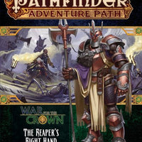 Pathfinder RPG: (Adventure Path) The Reaper's Right Hand (War for the Crown 5/6)