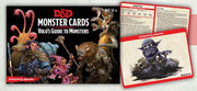 D&D: Volo's Guide to Monsters Card Deck (81 Cards)