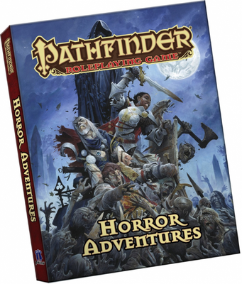 Pathfinder 1e: Horror Adventures - Pocket Edition