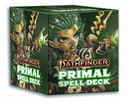 Pathfinder (P2): Primal Spell Cards (Accessory)