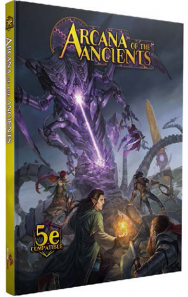 D&D 5th Edition: Arcana Of The Ancients