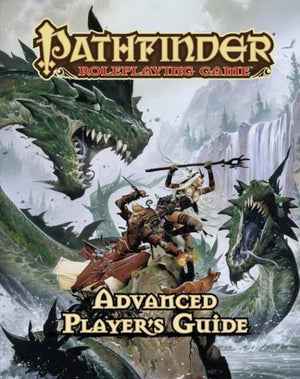 Pathfinder 1e: Advanced Player's Guide (Hard Cover)