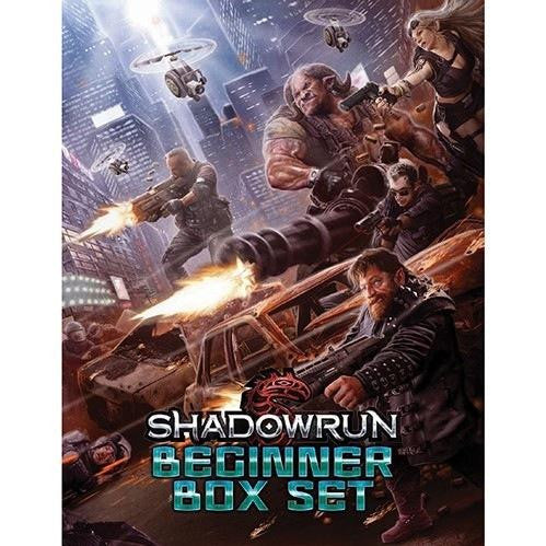 Shadowrun RPG 5th Edition: Beginner Box Set
