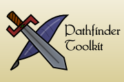 Pathfinder Toolkit