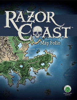 Razor Coast Map Folio