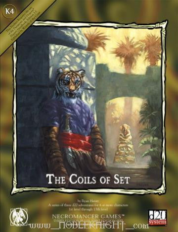 The Coils of Set