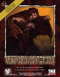 Vampires and Liches
