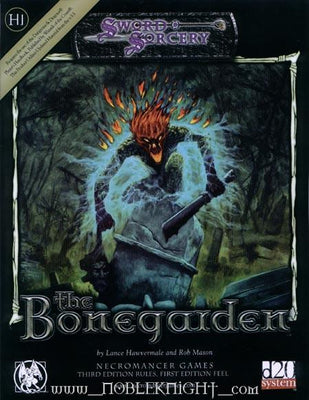 The Bonegarden
