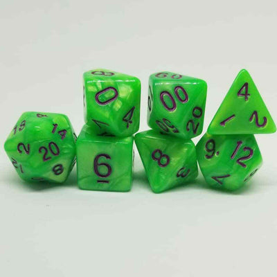 Gamma Ray Dice Set