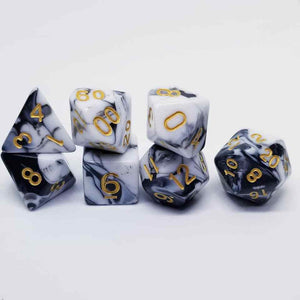 Imperial Marble Dice Set