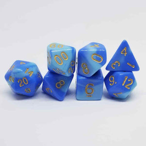 Frozen Gale Dice Set