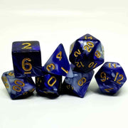 Indigo Dream Dice Set