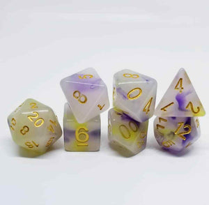 Chimera Flesh Dice Set