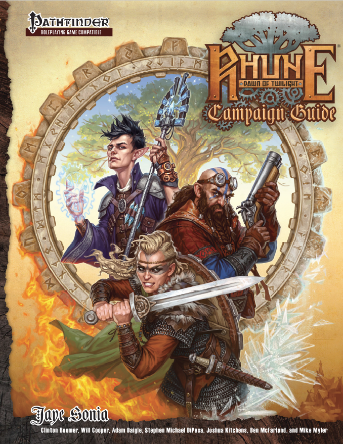 Free Rhune: Dawn of Twilight Campaign Guide - Chapter 1