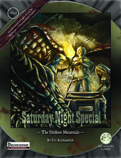 Saturday Night Special 1: The Hollow Mountain