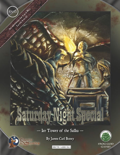 Saturday Night Special 3: Ice Tower of the Salka (PDF Only)
