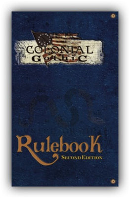 Colonial Gothic: Rulebook