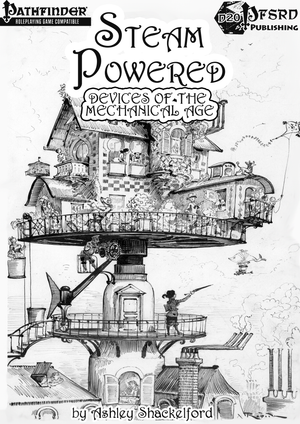 Steam Powered: Devices of the Mechanical Age