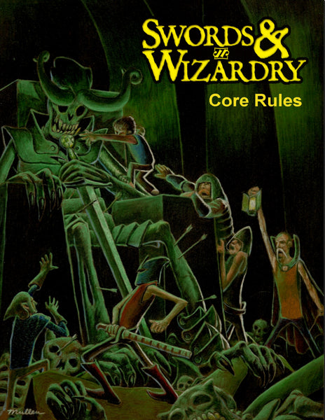 Swords & Wizardry Core Rules (S&W)