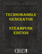 Technobable - Steampunk Edition