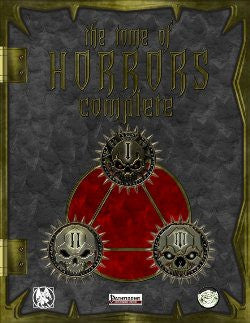 The Tome of Horrors Complete (PFRPG)