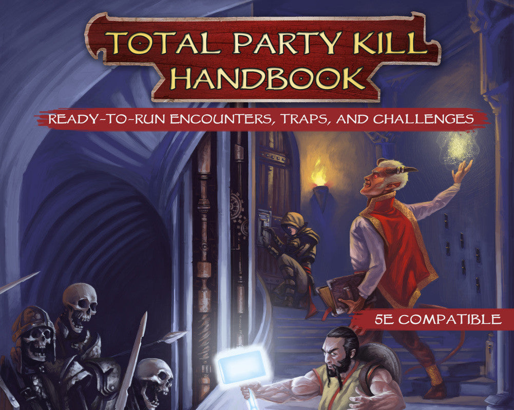 Total Party Kill Handbook