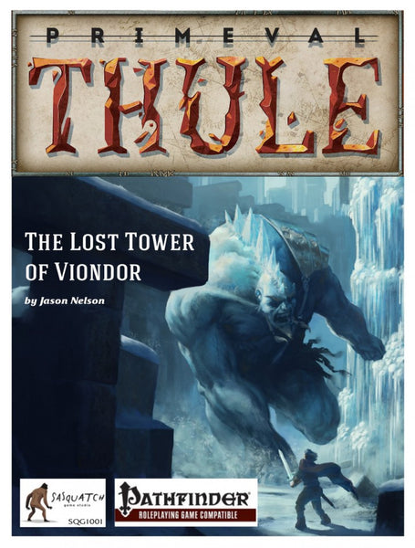 The Lost Tower of Viondor (PFRPG)