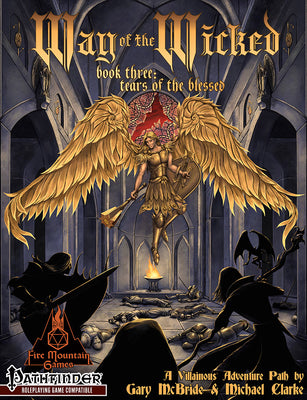 Way of the Wicked Book 3 - Tears of the Blessed