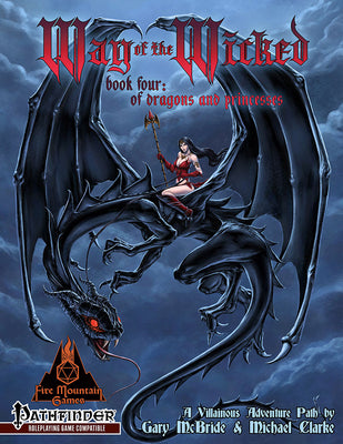 Way of the Wicked Book 4 - Of Dragons and Princesses