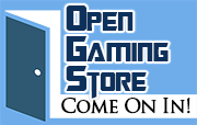 Open Gaming Store