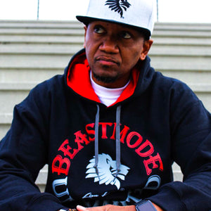 Lion Heart Unlimited BEASTMODE Hoodie