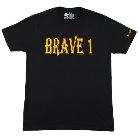 Lion Heart Unlimited Brave 1 - Lucid Tee-T-Shirt-Lion Heart Unlimited