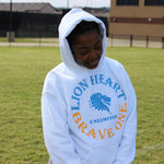 Lion Heart Unlimited Brave One Hoodie-Hoodie-Lion Heart Unlimited