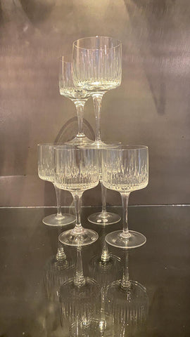 1960s Wine Glasses T*£
