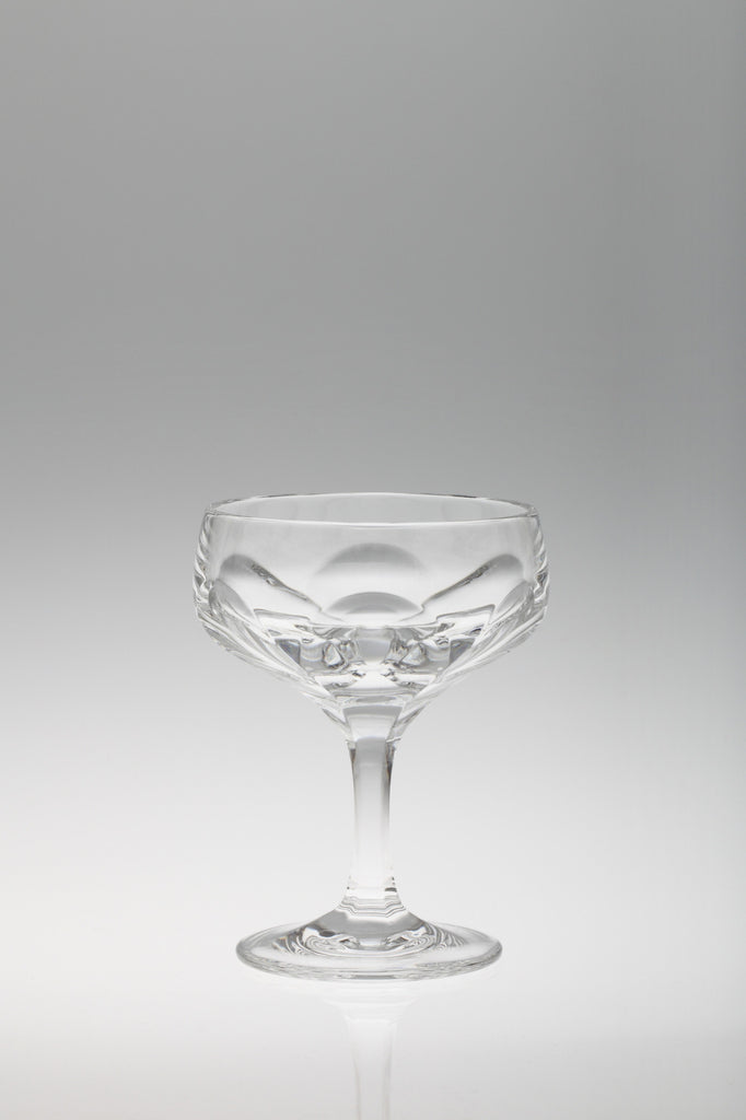1960s Lead Crystal Liquor Glasses