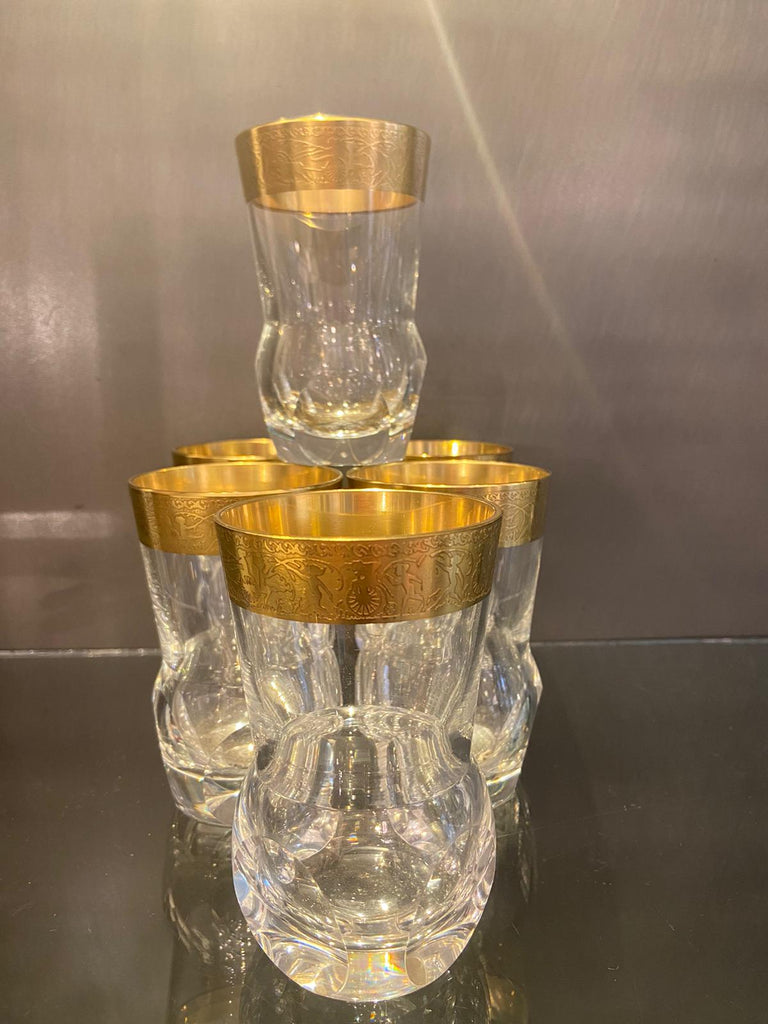 1930s Moser Tumblers
