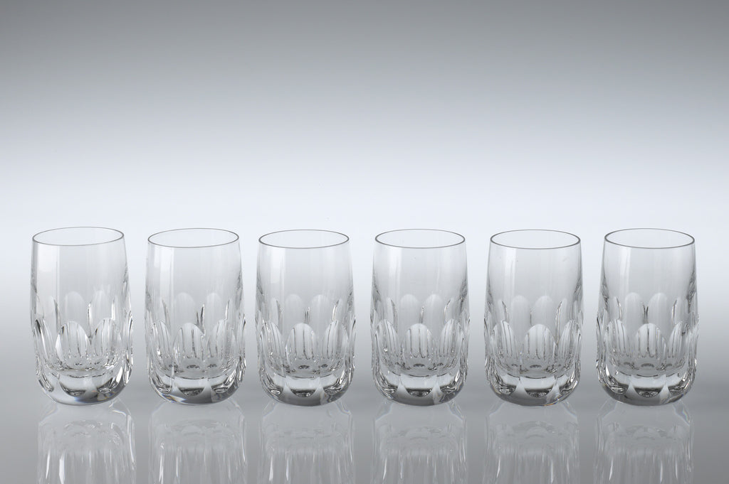 1960s Water Tumblers / Long Drink Glasses