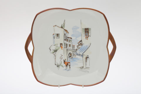 1950s Serving Plate