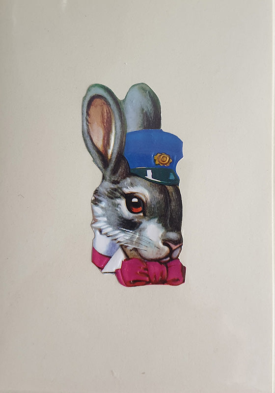 Rabbit Greeting Cards